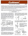 Cushioneer Use & Installation Instructions