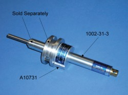 Dumore Drill Adapter for Kinechek Speed Regulators - Deschner Corporation