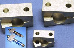 Mounting Blocks for Kinechek and Cushioneer Products - Deschner Corporation